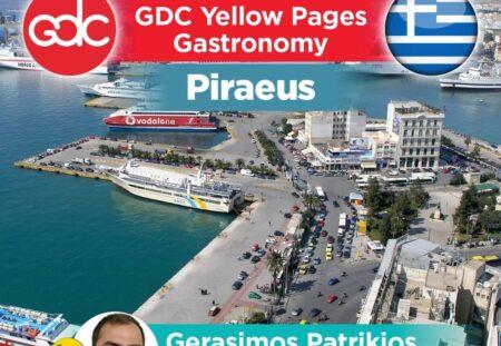 GDC Yellow Pages Gastronomy Piraeus